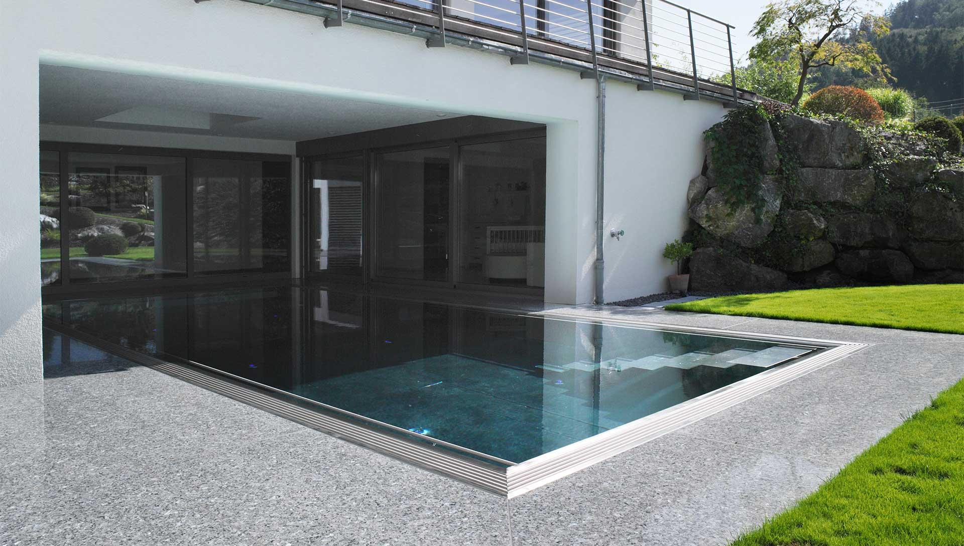 poolsanierung schwimmbadsanierung mit edelstahl samacostyle. Black Bedroom Furniture Sets. Home Design Ideas